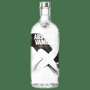 Vodka Destilada Saborizada Vanilia Absolut 750ml