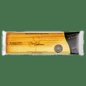 Macarrão de Sêmola Grano Duro Linguine 12 San Frediano 500g