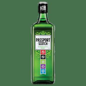 Whisky Escocês Blended Passaport 1 Litro