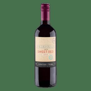Vinho Tinto Suave Sweet Red Reservado Concha Y Toro 750ml