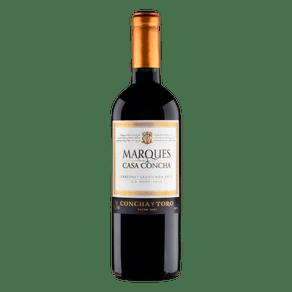 Vinho Tinto Seco Cabernet Sauvignon Marques de Casa Concha 750ml
