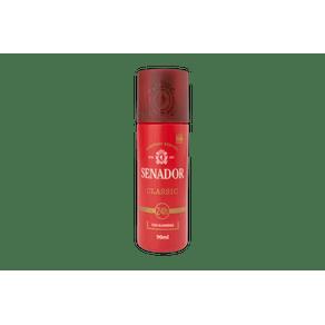 Desodorante Spray Clássic Senador 90ml