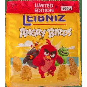 BISC LEIBNIZ 100GR ANGRY BIRDS