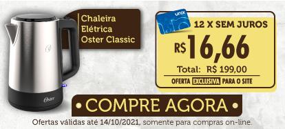 Chaleira Oferta